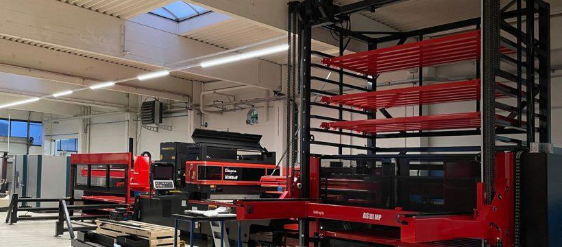ALPHA5 Lasermaschine