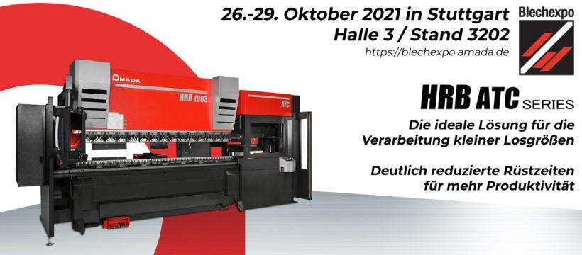 Blechexpo 2021 - HRB-1003ATC